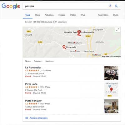 Référencement Local Toulon Var